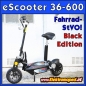 Preview: Freakyscooter Modell 36-600 mit StVO Zulassung