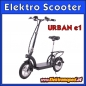 Preview: URBAN e1 - e-Scooter