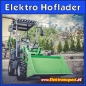 Preview: Elektrischer Hoflader