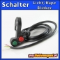 Preview: Schalter Diagonal Licht-Hupe-Blinker