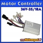 Preview: Motor Controller 36V 32A Modell 36V8S 500W-800W ECO-Turbo