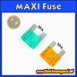 Mobile Preview: MAXI FUSE - Sicherung 30A 40A