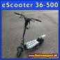 Preview: Uber Scoot 36V 500W eScooter