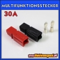Preview: Multifunktionsstecker - 30A