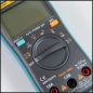 Preview: Digitales Multimeter mit Temperaturmessfunktion