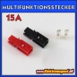 Preview: Multifunktionsstecker - 15A