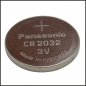 Preview: CR2032 3V Panasonic Flachbatterie