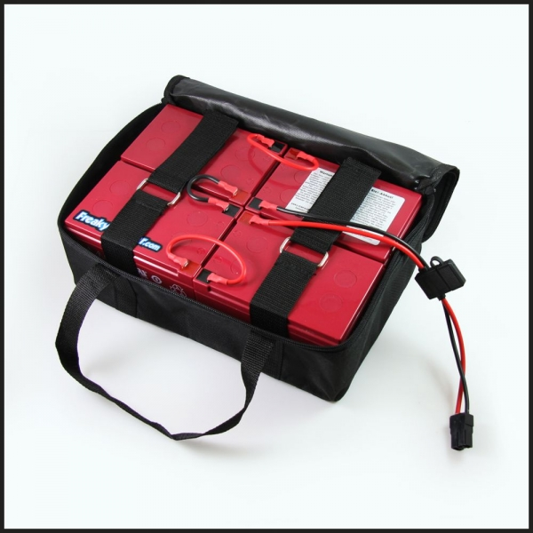 48V 15Ah CSB High Quality Batterie Akkupack