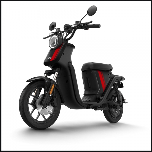 Elektro Scooter, eBikes, Li-ion Batterien and more - The new NIU