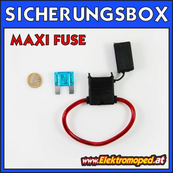 maxi fuse - fuse box