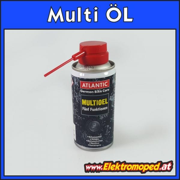 Multiöl Kettenöl für eScooter, Fahrräder & mehr